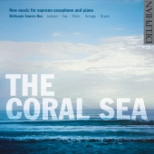 Album artwork for The Coral Sea. McKenzie Sawers Duo