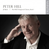 Album artwork for BACH. Well-Tempered Clavier Book I. Hill