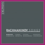 Album artwork for Rachmaninov: Songs / Burnside, Siurina, etc