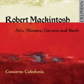 Album artwork for MACKINTOSH. Airs, Minuets, Gavotts. Concerto Caled