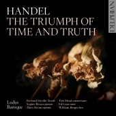 Album artwork for HANDEL. The Triumph of Time & Truth. Ludus Baroque