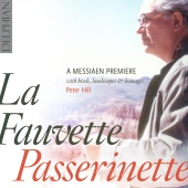 Album artwork for MESSIAEN. La Fauvette Passerinette. Hill