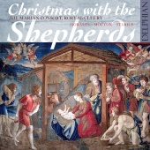 Album artwork for Christmas with the Shepherds. Marian Consort/McCle