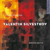 Album artwork for Silvestrov: PIANO SONATAS