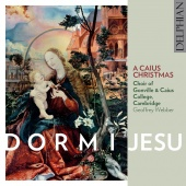 Album artwork for Dormi Jesu - A Caius Christmas. Gonville & Caius/W