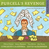 Album artwork for PURCELL. Sweeter Than Roses. Concerto Caledonia/Mc