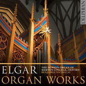 Album artwork for Elgar: Organ Works