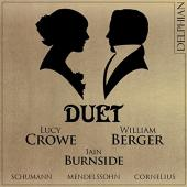 Album artwork for DUET / Lucy Crowe, William Berger