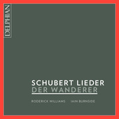 Album artwork for Schubert: Der Wanderer