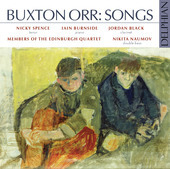Album artwork for Buxton Orr: Songs