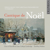 Album artwork for Cantique de Noël: French Music for Christmas from