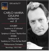 Album artwork for C. M. GIULINI
