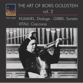 Album artwork for Art of Boris Goldstein: V 2