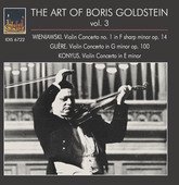 Album artwork for The Art of Boris Goldstein, Vol. 3