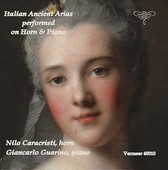 Album artwork for Italian Ancient Arias Performed on Horn & Piano