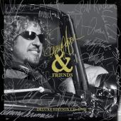 Album artwork for Sammy Hagar & Friends (CD & DVD)