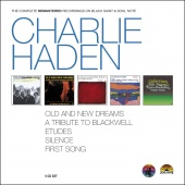 Album artwork for Charlie Haden