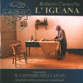 Album artwork for L'iguana (Original Score)