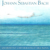 Album artwork for J.S. Bach: Arrangements for Guitar Quartet
