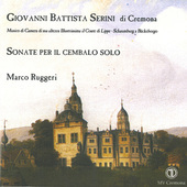 Album artwork for SONATE PER IL CEMBALO SOLO