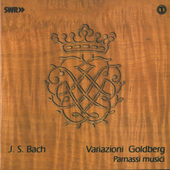Album artwork for GOLDBERG VARIATIONS