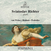 Album artwork for SVIATOSLAV RICHTER - PIANO