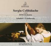 Album artwork for SERGIU CELIBIDACHE CONDUCTS RS