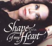 Album artwork for Katia Labeque: SHAPE OF MY HEART w/ Sting