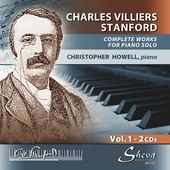 Album artwork for Stanford: Complete Works for Piano Solo, Vol. 1