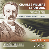 Album artwork for Stanford: Complete Music for Solo Piano, Vol. 3