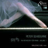 Album artwork for Peter Seabourne: Steps, Vol. 1