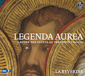Album artwork for Legenda Aurea