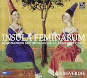 Album artwork for Isula Feminarum