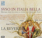 Album artwork for Svso in Italia Bella