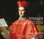 Album artwork for Vivaldi: XII Suonate / Fabio Biondi