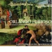 Album artwork for Orlando Furioso: Madrigals on Ludovico Ariosto