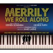 Album artwork for Merrily We Roll Along - Broadway Cast Recording