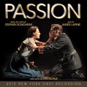 Album artwork for Sondheim: Passion 2013 NY Cast Recording