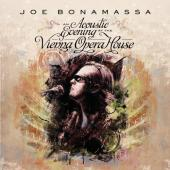 Album artwork for Joe Bonamassa: An Acoustic Evening at the Vienna O