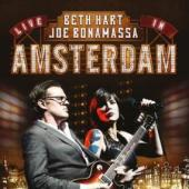 Album artwork for Beth Hart / Joe Bonamassa - Live in Amsterdam