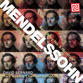 Album artwork for Mendelssohn: Symphonies Nos. 3 & 4