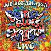 Album artwork for British Blues Explosion Live / Joe Bonamassa