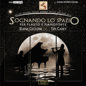 Album artwork for Sognando lo spazio