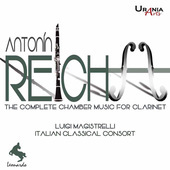 Album artwork for Reicha: The Complete Chamber Music for Clarinet