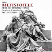 Album artwork for Boito: Mefistofele / Serafin