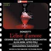 Album artwork for L'ELISIR D'AMORE