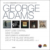 Album artwork for George Adams - The Complete Remastered Recordings