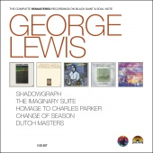 Album artwork for George Lewis - The Complete Remastered Recordings