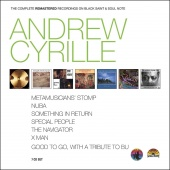 Album artwork for Andrew Cyrille: Complete Black Saint Recordings