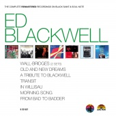 Album artwork for The Complete Remastered Recordings. Ed Blackwell